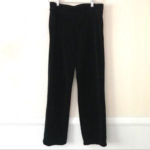 Zenergy Chico's Women's Velvet Pants